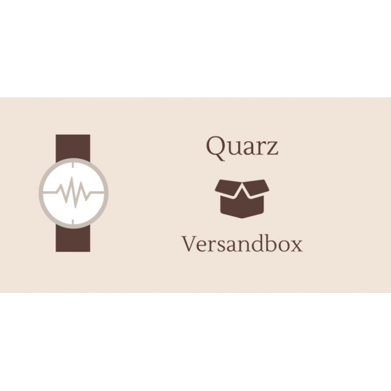 Versandbox für Hublot Quarz