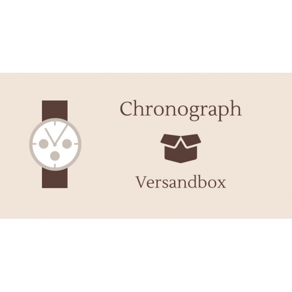 Versandbox für Certina Chronograph