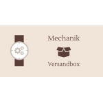 Versandbox für Tissot Mechanik